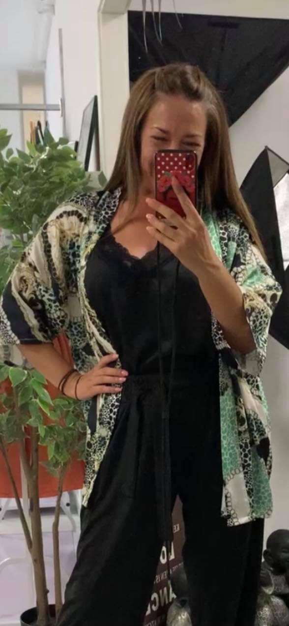 kimono tallas grandes oversize